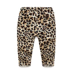 Ms. autumn and winter leggings girls pants low price fast shipping promotion children's fashion leopard pattern control