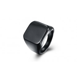 7MM Titanium Men's Ring