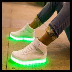 Fashion Sport Luminous Sneakers for Kids Unisex