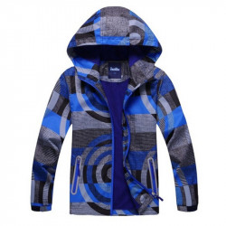 Jungen Polar Fleece Jacken