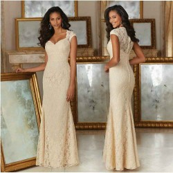 Autumn new models lace wedding dress toast clothing Slim package hip sexy lady party dress long fishtail style