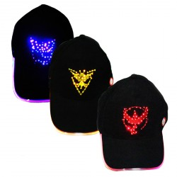 LED Light Up Hat for Indoor and Outdoor